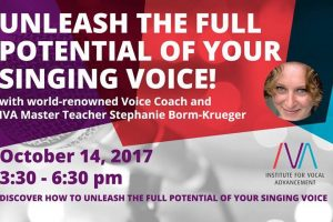 Unleash the full potential of your singing voice