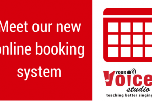 Meet our new online booking system