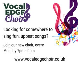 Vocal Edge Choir