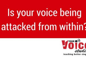 Is your voice being attacked from within?